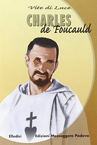 9788825016802: Charles de Foucauld (Campioni)