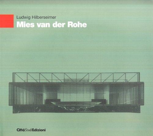 9788825100761: Mies van der Rohe (Architettura e città)