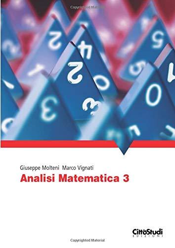 9788825172898: Analisi matematica 3