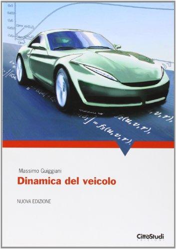 9788825173000: Dinamica del veicolo