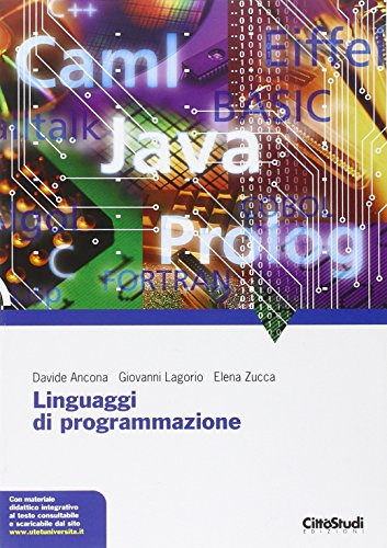 9788825173123: Linguaggi di programmazione