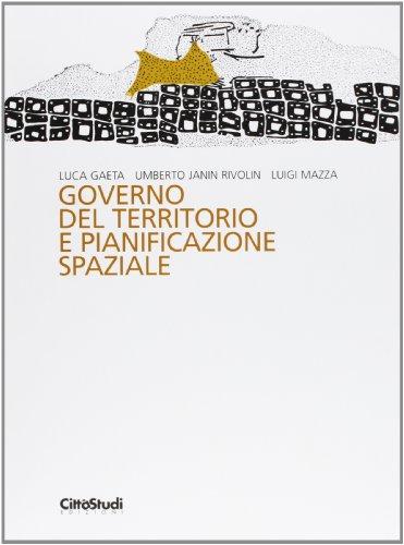 9788825173826: Governo del territorio e pianificazione spaziale