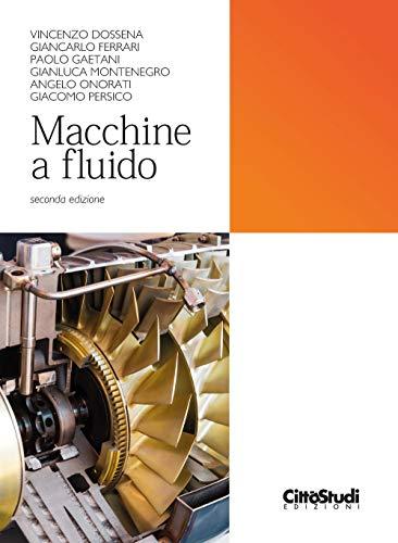 9788825174311: Macchine a fluido