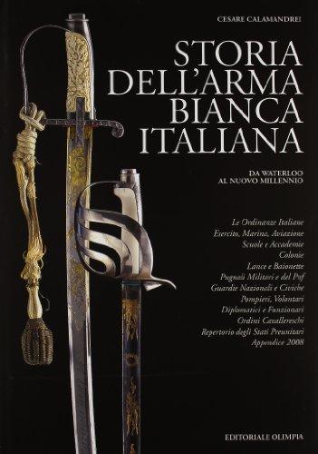 Storia dell'arma bianca italiana (8825301995) by Cesare Calamandrei