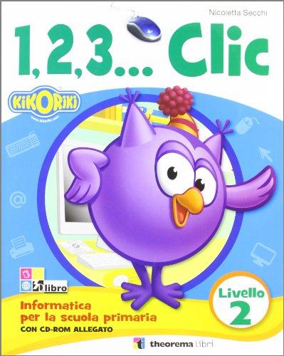9788825908831: 123... Corso di informatica. Con CD Audio. Per la Scuola elementare