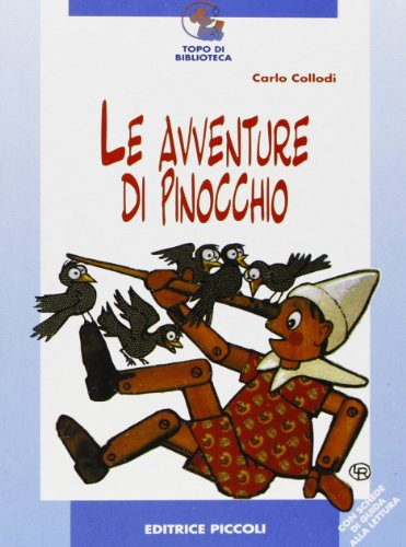 Le avventure di Pinocchio: Collodi, Carlo