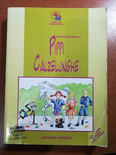 9788826170671: Pippi Calzelunghe (Topo di biblioteca)