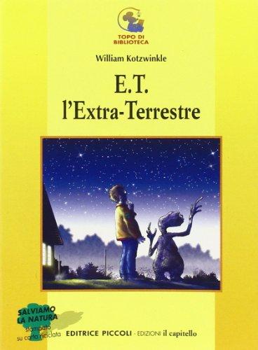 9788826171104: E.T. L'extra-terrestre