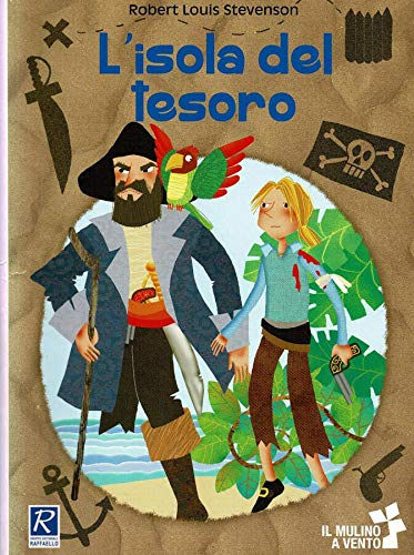 L'isola del tesoro (Letture belle): Stevenson, Robert Louis