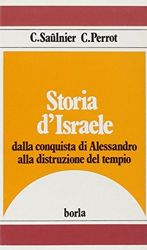 9788826305707: Storia di Israele