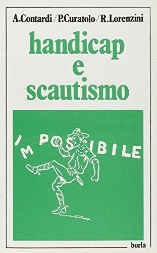9788826306124: Handicap e scoutismo