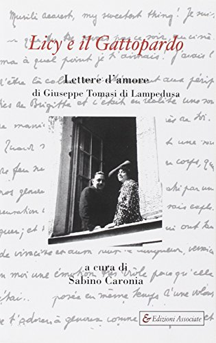 9788826703619: Licy e il Gattopardo. Lettere d'amore