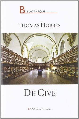 9788826706108: De cive (Bibliotheque)