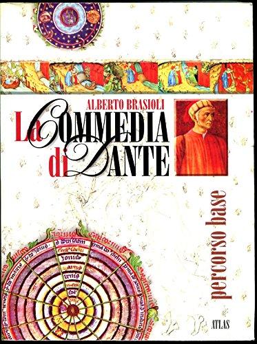 9788826807614: La commedia di Dante. Percorso base. Per le Scuole