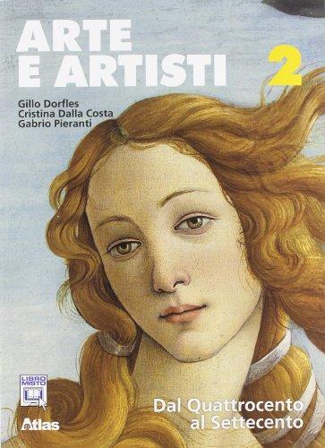 9788826816173: Arte e artisti. Per le Scuole superiori. Con espansione online: 2