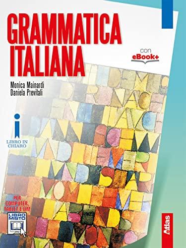9788826816944: Grammatica italiana. Perle Scuole superiori. Con e-book. Con espansione online