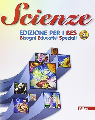 9788826817637: Scienze. Ediz. B.E.S. Per la Scuola media. Con CD Audio