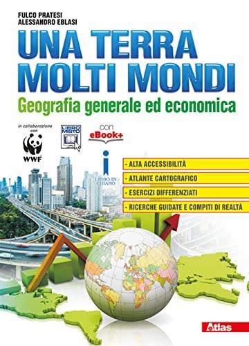 9788826817774: Una terra molti mondi. Per le Scuole superiori. Con e-book. Con espansione online
