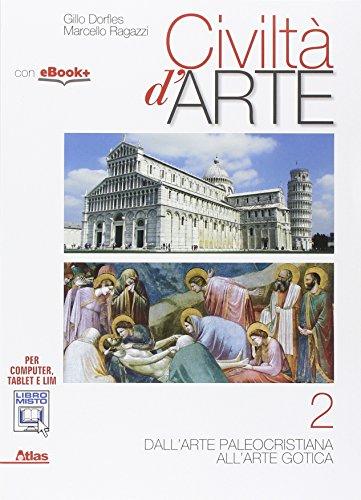 9788826817811: Civiltà d'arte. Per le Scuole superiori. Con e-book. Con espansione online (Vol. 2)