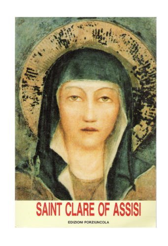 9788827002483: Saint Clare of Assissi
