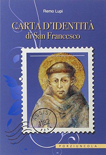 9788827009192: Carta d'identità di san Francesco