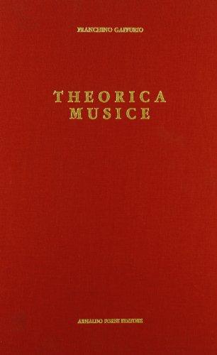 Theorica musice (rist. anast. Milano, 1492): Franchino Gaffurio