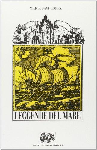 Leggende del mare (Paperback): Maria Savi Lopez