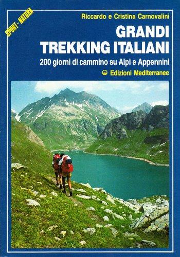 9788827204252: Grandi trekking italiani