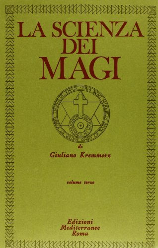 9788827207185: La scienza dei Magi vol. 3