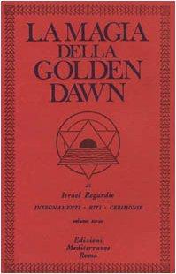9788827208489: La magia della Golden Dawn: 3