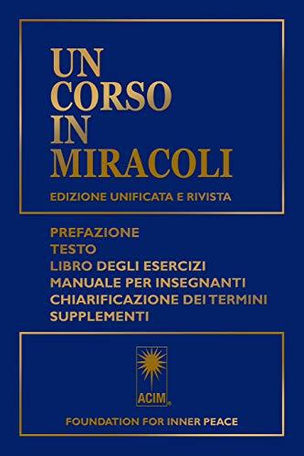 9788828505235: Un corso in miracoli