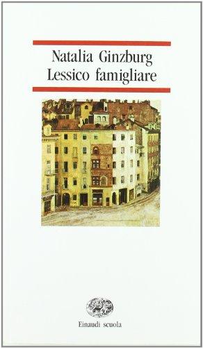 9788828600664: Lessico Famigliari (Italian Edition)