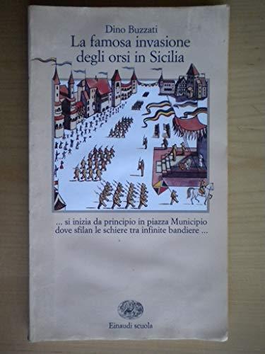 9788828600831: La famosa invasione degli orsi in Sicilia