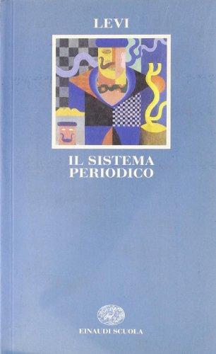 9788828604341: Il sistema periodico (Letteratura del Novecento)