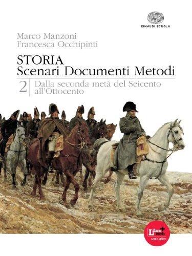 9788828613459: einaudi scol. einaudi scol. history 2 scenarios docum methods