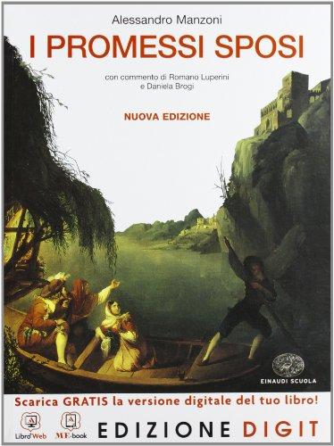 9788828614470: I promessi sposi - Volume unico. Con Me book e Contenuti Digitali Integrativi online