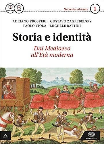 9788828617211: Storia e identità. Con Atlante geopolitico. Per le Scuole superiori. Con e-book. Con espansione online (Vol. 1)