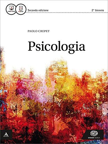 9788828617310: Psicologia. Per le Scuole superiori. Con e-book. Con espansione online