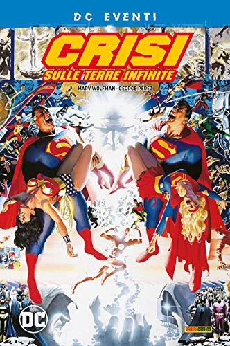9788828730019: Crisi sulle Terre infinite. Eventi DC