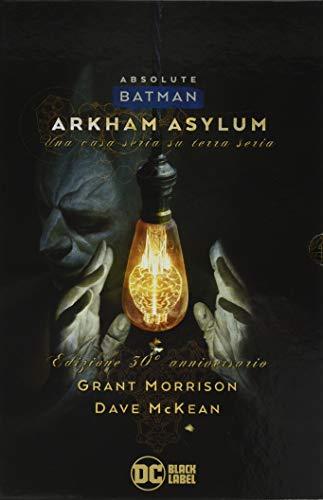 9788828730620: Arkham Asylum. Batman