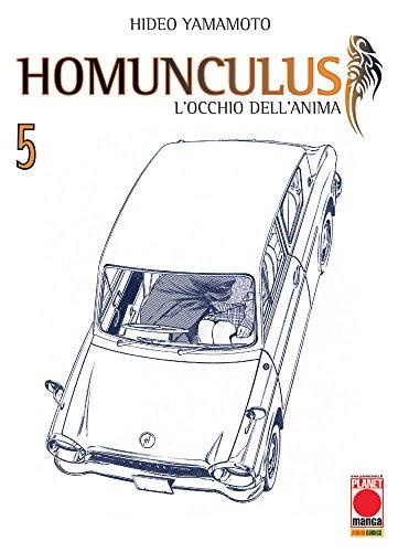9788828760726: Homunculus. L'occhio dell'anima (Vol. 5) (Planet manga)