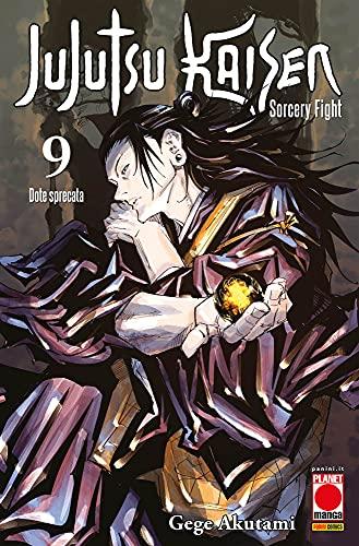 9788828760887: Jujutsu Kaisen. Sorcery Fight. Dote sprecata (Vol. 9)