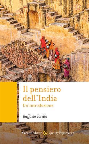 9788829001354: Il pensiero dell'India