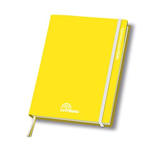 9788829100330: Agenda Legale 2020, Colore Giallo Fluo