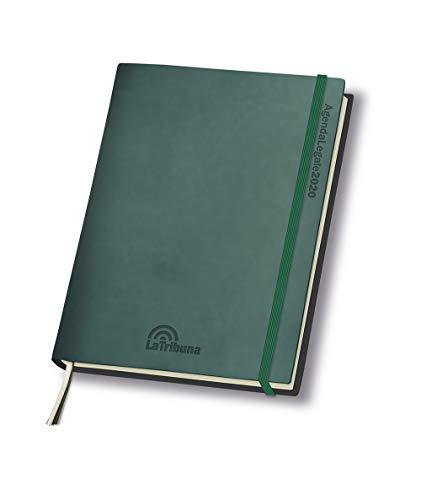 9788829100385: Agenda Legale Pocket 2020 Verde smeraldo