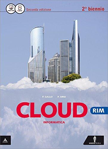 9788829845279: Cloud RIM-Comunicazione in azienda RIM. Per le Scuole superiori. Con e-book. Con espansione online