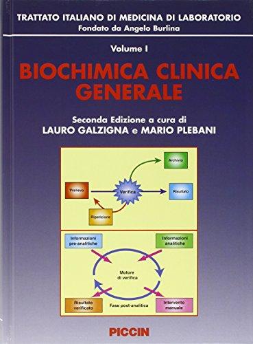 9788829920877: Biochimica clinica generale: 1