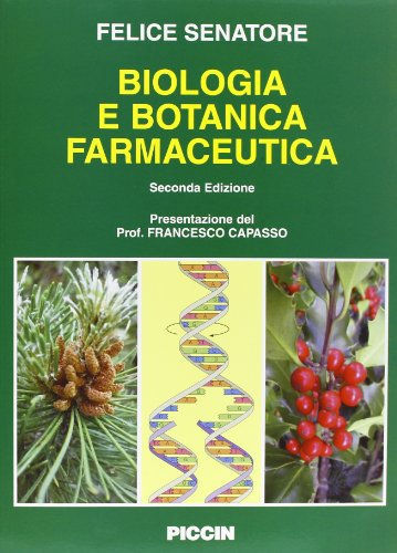 9788829921263: Biologia cellulare e botanica farmaceutica