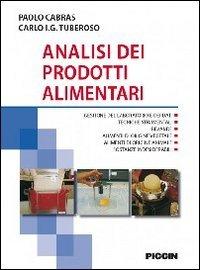 9788829923113: Analisi dei prodotti alimentari