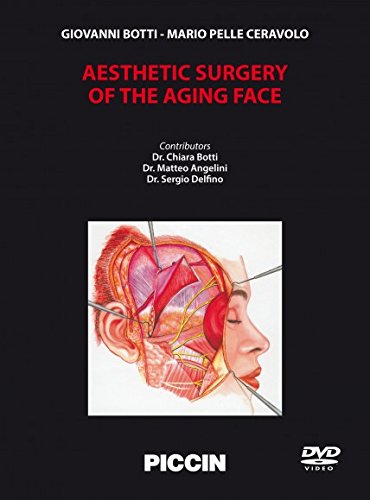 9788829923427: Aesthetic Surgery of the Aging Face